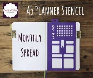 Monthly bullet journal stencil is perfect for making your own agenda. You can design your agenda to be the way you want it to be and keep organized Being organized as a mom is so hard but it is so important. You can organize household bills, daily activities, back to school, and homeschooling tasks.
