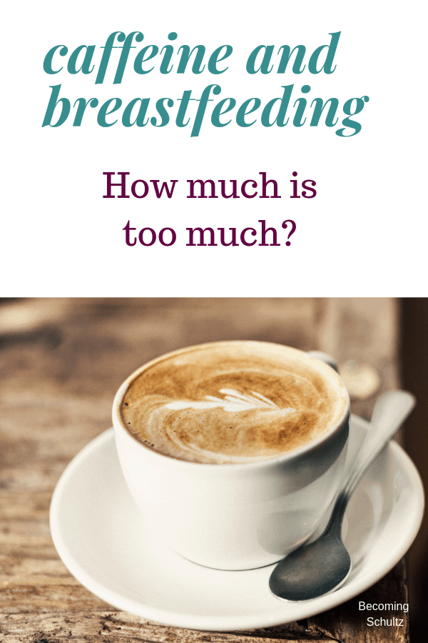 Caffeine can be a sanity saver as a parent. But can you have it while breastfeeding? How much caffeine is too much while breastfeeding?