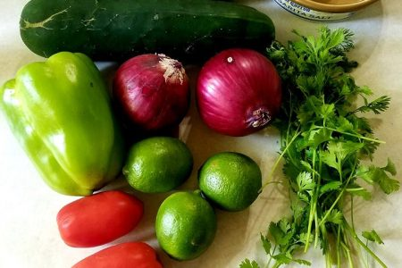 refreshing cucumber salsa recipe