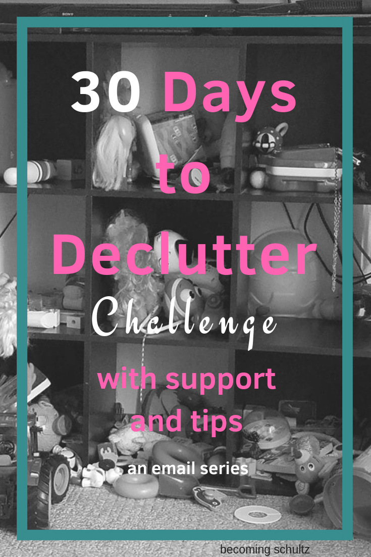 Decluttering can be such an overwhelming process, but with some tips and ideas straight to your inbox it can be easy! Decluttering as a busy mom doesn't have to be hard, and it can be such a stress reliever. I know as a stay at home mom i need the stress relief. Decultter tips, mom advice, parenting, cleaning tips