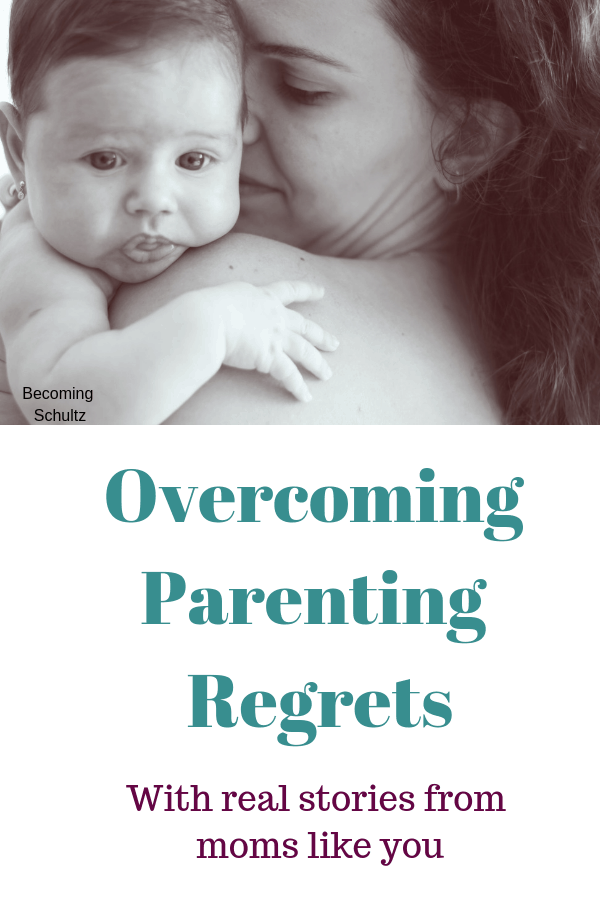 Overcoming parenting regrets with real stories from moms like you