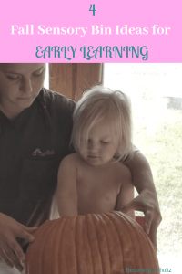 Early learning can be so fun and easy with some sensory bin ideas. These are perfect for toddlers and preschoolers and are so simple for busy moms to set up. Home schooling does not need to be hard and it has some amazing benefits for your kids. mom advice, home schooling free ideas, inside play for toddlers, rainy day activities, quite play