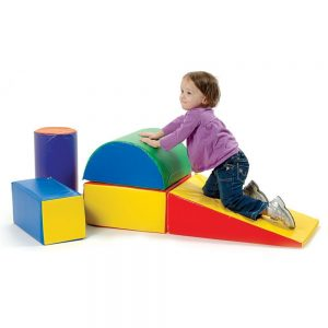 soft play construction building play